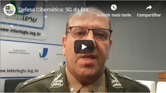 Defesa Cibernética: 5G do Brasil deve resistir a riscos de qualquer empresa ou nação