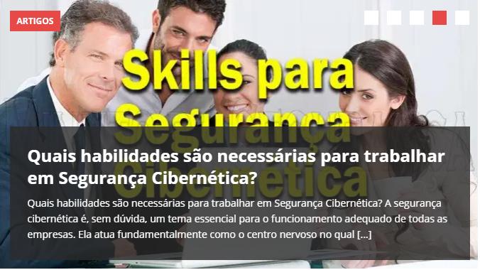 Quais habilidades são necessárias para trabalhar em Segurança Cibernética?